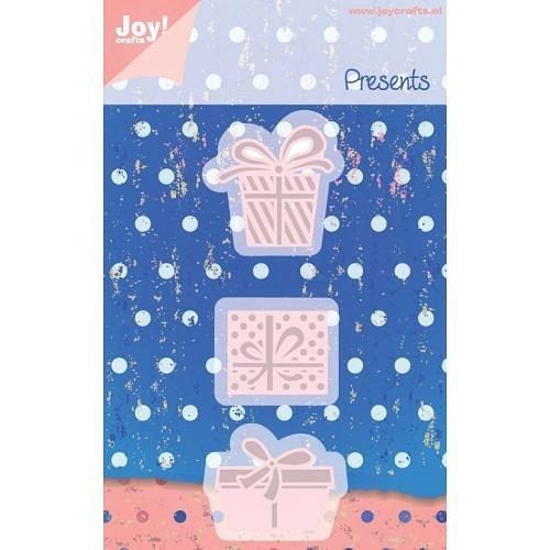 Šablona Joy Crafts - Dárky