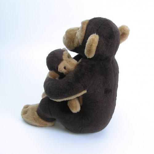 Opička Agáta - autorská hračka