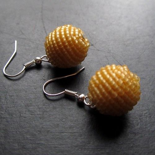 Korálkovky malé matné č.4