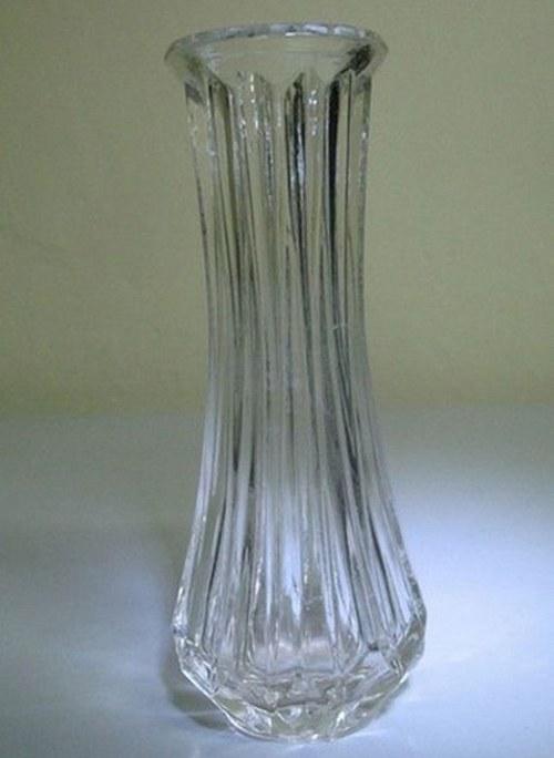 Skleněná váza I.