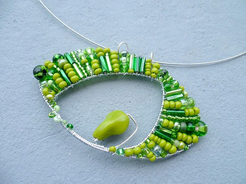 zelené skoroočko