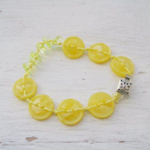 Citronáda...náramek