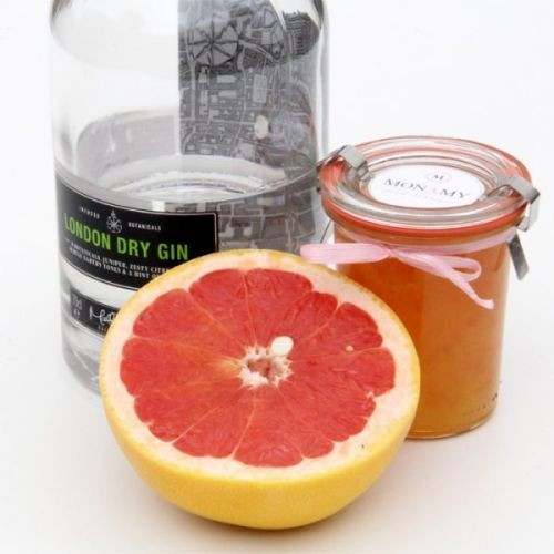 Mladistvá grepová s ginem