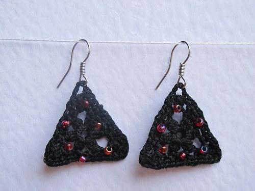 Černé trojúhelníčky