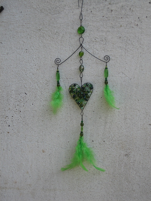 Lapač lásky - Mechový  (49cm)