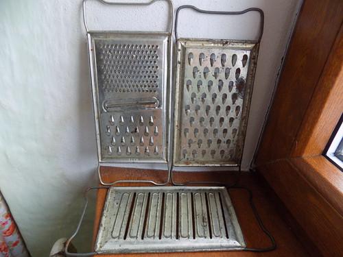 Vintage struhadla Sleva