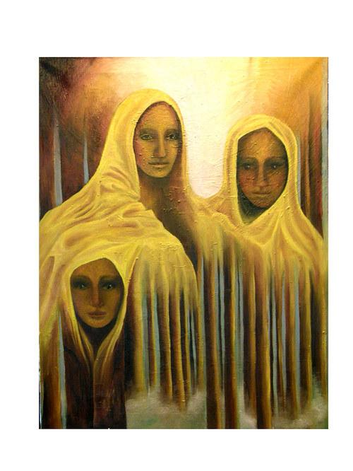 Žlutí andělé (život lesa-les životů)