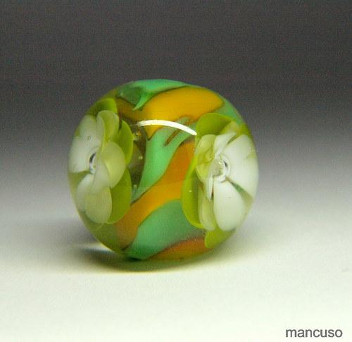 zelenooranžová