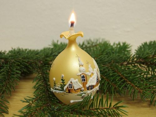 Olejová lampa