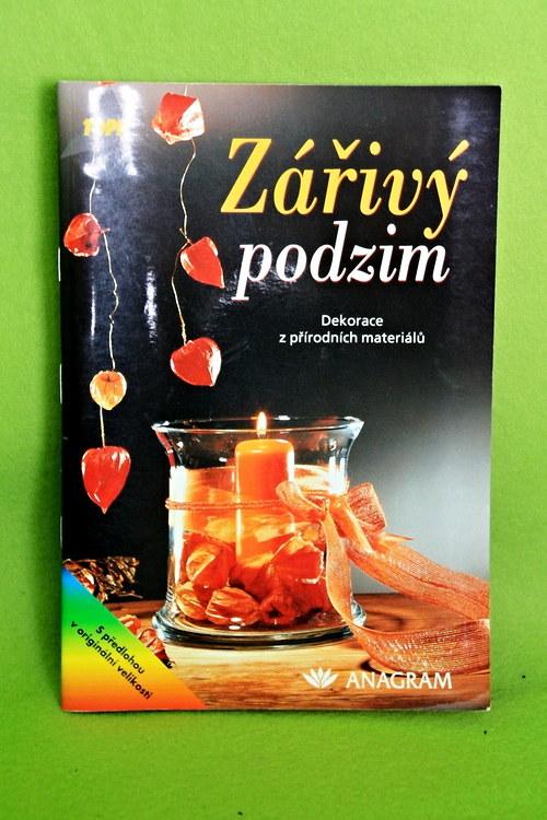 Zářivý podzim-kniha návodů a nápadů