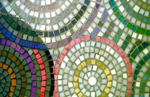 Mozaikové lepidlo 250 ml bílé