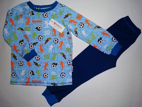 Pyžamko FOTBAL v.92-146