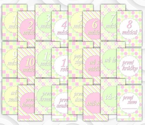 Milníkové kartičky No.16
