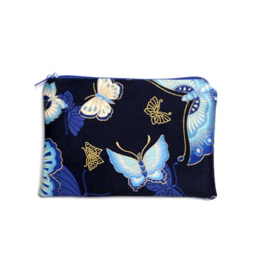 Tmavomodří motýli (MINI kapsička)