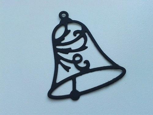 Zvoneček - černý