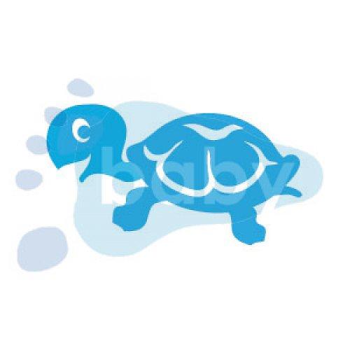 Razítko želva 6 x 3,5 cm
