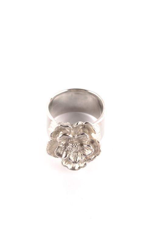 Prsten Pulsatilla široký