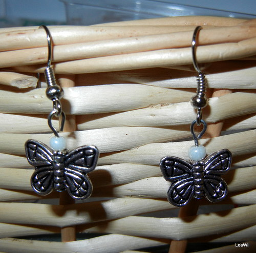 Něžní motýlci