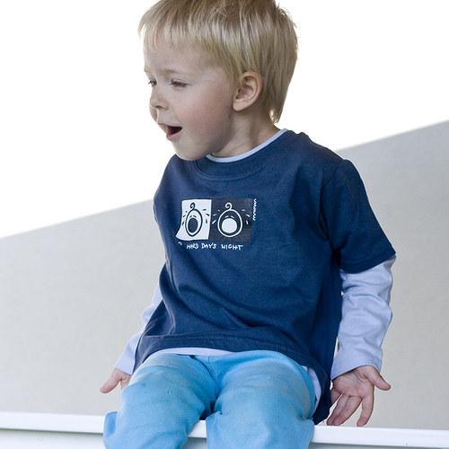 Originální dětské triko - Hard Days Night
