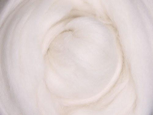Česanec Merino s alpakou - Frost 25 g
