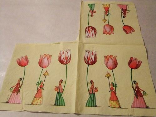 Květiny - tulipány 30.