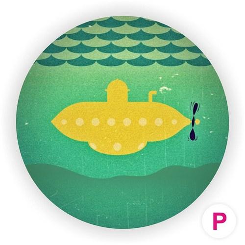 Ringo Stars Submarine