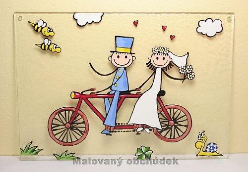 Obrázek pro novomanžele i celé rodiny na přání