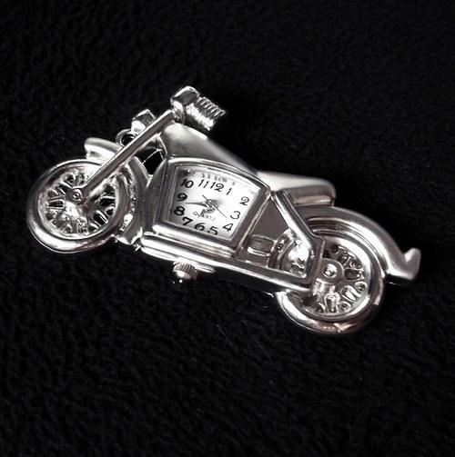 Hodinky motorka