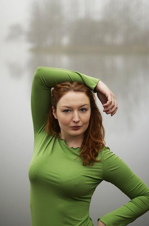 Zelené triko, botky rudé ... zítra moje svatba ...