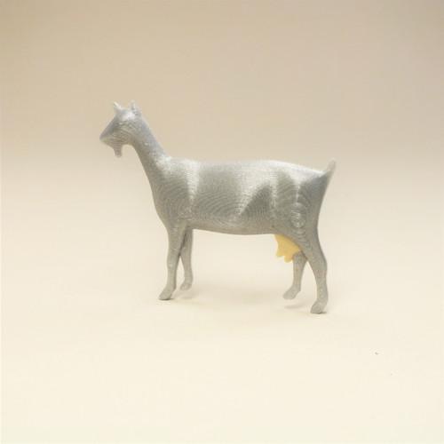 Koza silver/ivory