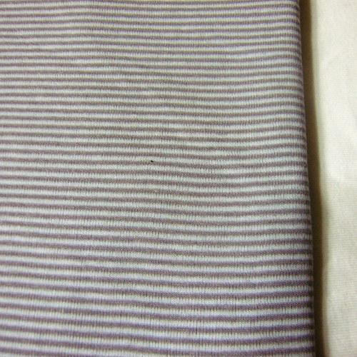 Bavlněná látka - úplet se vzorem