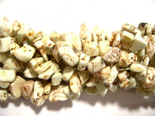 0900206/Zlomky přír.kamene, bílý, 10 g
