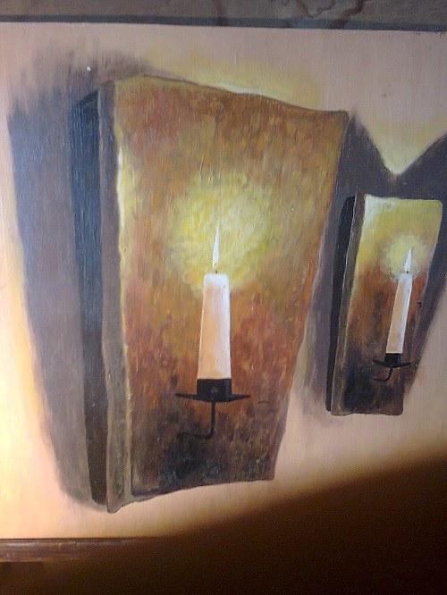 Dva svícny