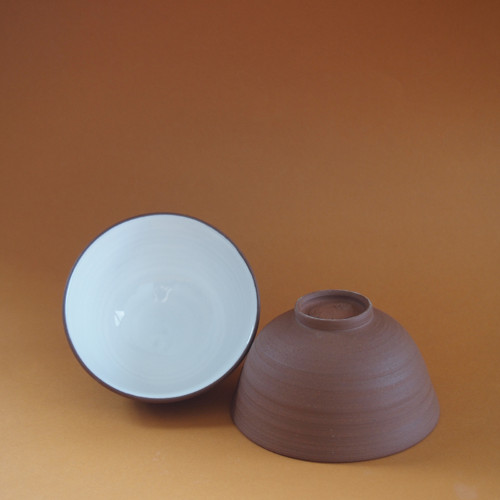 MISKA čajová - režná tmavá
