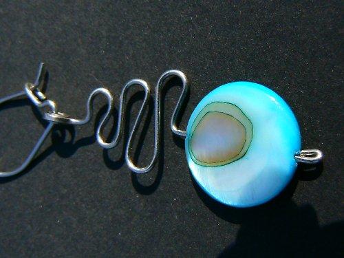 modrá perleť