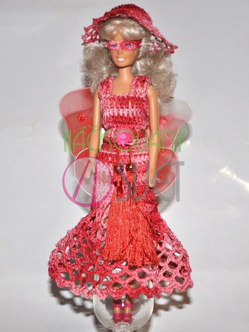 Motýlková víla Barbie
