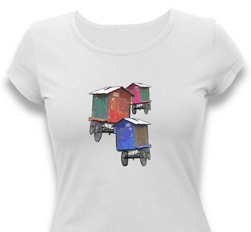 Dámské tričko ,,Tři´´