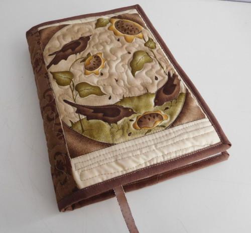 Slunečnice - obal na knihu