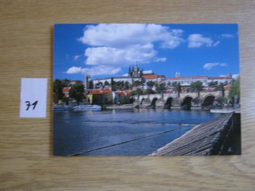pohlednice prošla praha/71