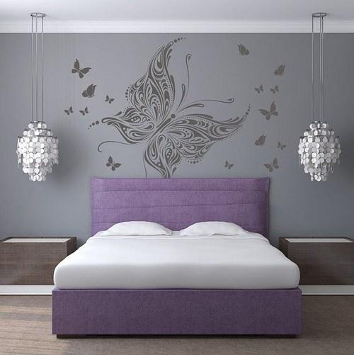 Motýlie kráľovstvo 74x94cm + motýliky (3353n)
