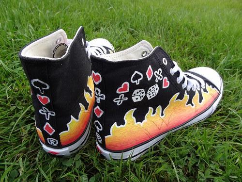 Ohnivé botky 3