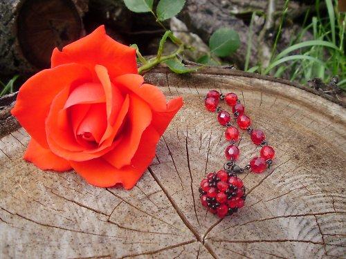 Náramek: Jméno růže