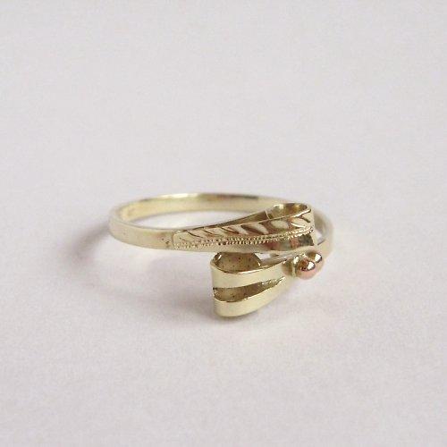 Blíženci (zlatý prsten)