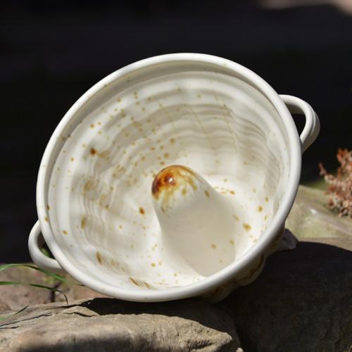 Kameninová forma na bábovku Bábovka - Vůně kávy