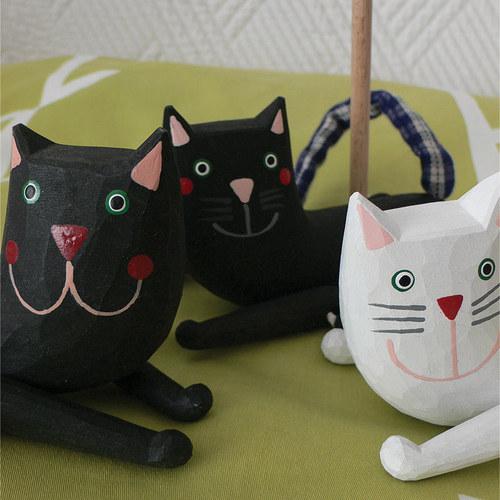 Kočka - marioneta