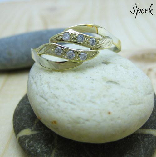 Zlatý prsten ...