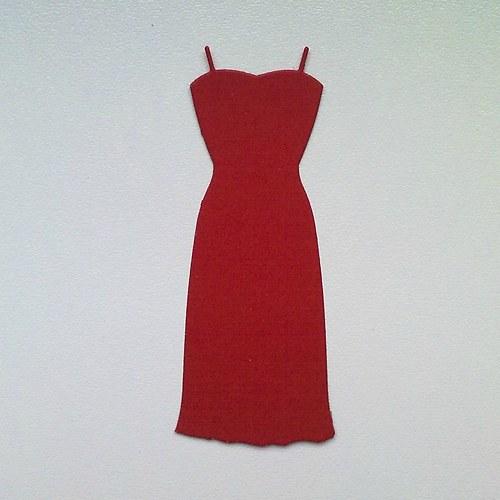 Výsek - Šaty  (dlouhé)
