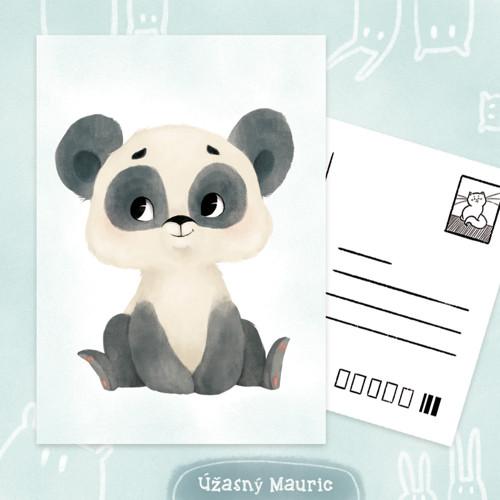 Pohlednice - Panda