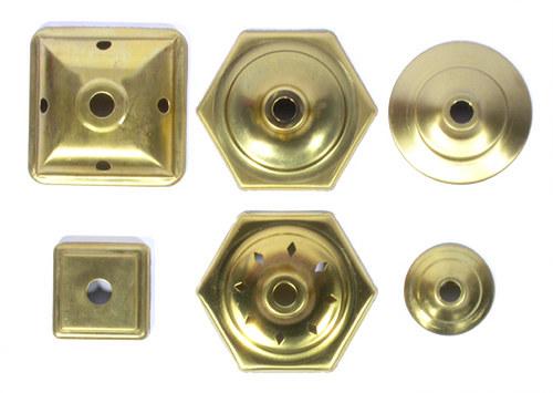 1. Kapna k lampovým konstrukcím - čtverec 7x7cm