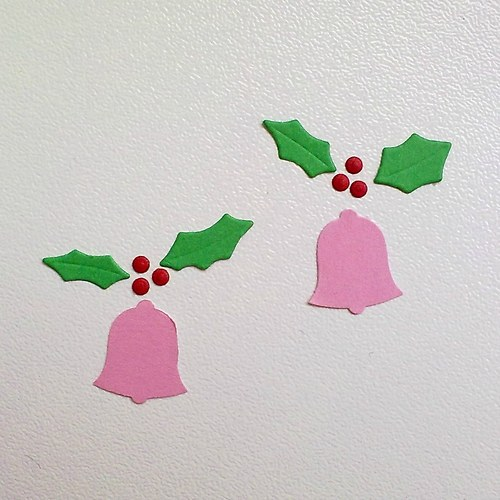 Výsek - Listy mini cesmíny a zvonečky